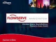 Vortrag Flowserve 25.10.06 - Aog