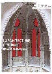 Archi gothique2.indd - Cité de l'architecture & du patrimoine