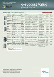 Fujitsu-Siemens August 2006 - bei Bünnig EDV-Service
