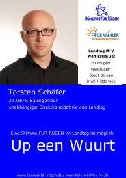Kommunalwahl 07 - Bündnis für Rügen