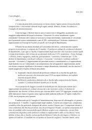 leggi - Università degli Studi di Roma Tor Vergata