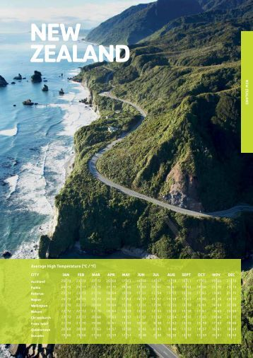 NEW ZEALAND - STA Travel Hub
