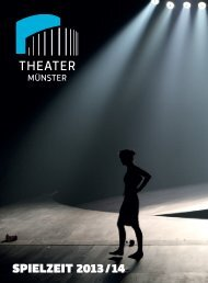 Benvenuto Cellini - Theater Münster