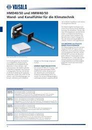 HMD/W40/50 - Kelag Kuenzli Elektronik AG
