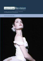 SKATTEINFORMATION / JANUAR 2014 - Vestjysk Revision