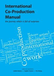 International Co-Production Manual - Hotel Pro Forma