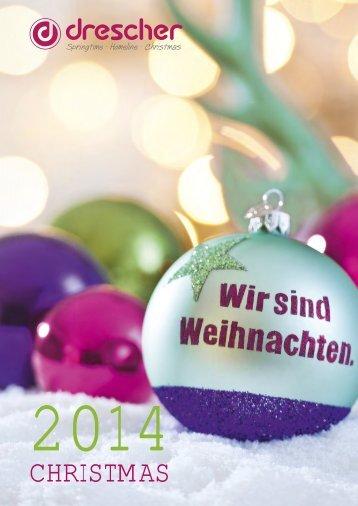 Drescher Natale 2014