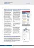 zur kompletten Case Study - Deutsche Messe Interactive - Page 2