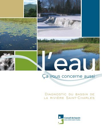 Diagnostic - Organisme des bassins versants de la Capitale - OBV ...