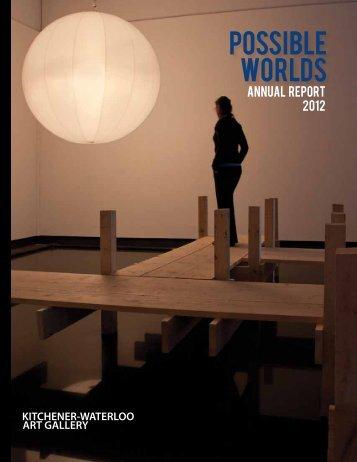 Possible Worlds - Kitchener-Waterloo Art Gallery