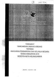 Fraksi PDI Perjuangan - Direktorat Jenderal Anggaran Kementerian ...