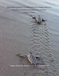 Manual para el manejo y la conservación de las tortugas marinas en ...