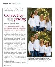 Corrective posing - Professional Photographer Magazine