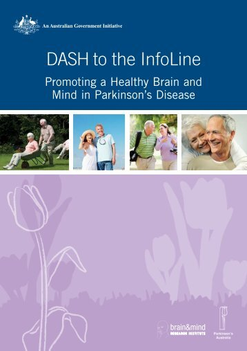 DASH to the InfoLine - Parkinsons NSW