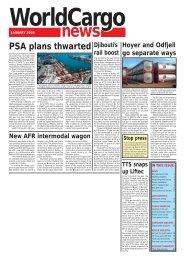 PSA plans thwarted - WorldCargo News Online