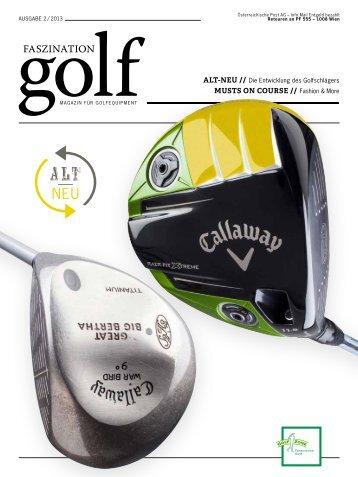Faszination Golf, Ausgabe 02/2013