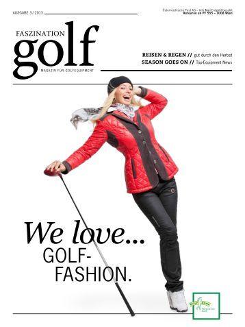Faszination Golf, Ausgabe 03/2013