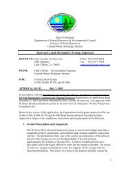 060308hootapproval - Delaware Department of Natural Resources ...