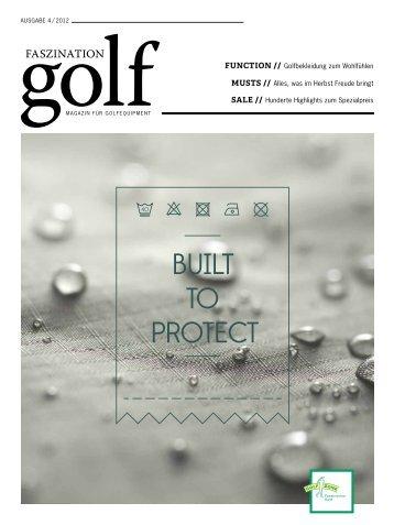 Faszination Golf, Ausgabe 04/2012