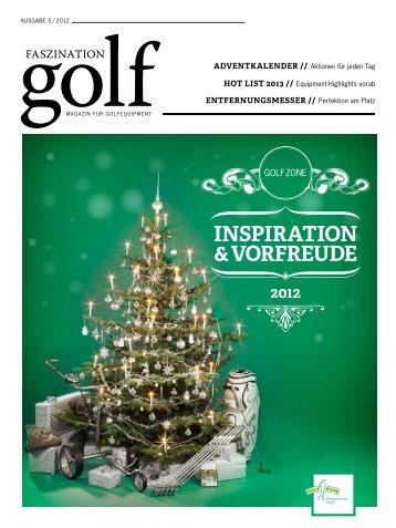 Faszination Golf, Ausgabe 05/2012