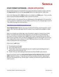 OFF-CAMPUS WORK PERMIT: ONLINE APPLICATION