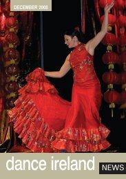 December 2008 Newsletter Revised:January 2008 ... - Dance Ireland
