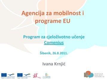 ovdje - Agencija za mobilnost i programe EU