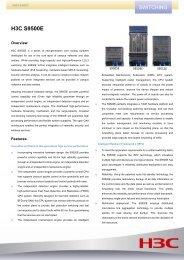 S9500E Datasheet (Core) - Starnet Data Design, Inc