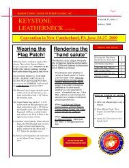 Click on this Link to read the Spring 2009 Issue - Pamcleague.org