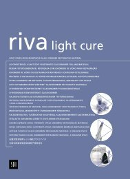 Download the Riva Light Cure brochure