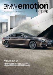 BMW Niederlassung Leipzig