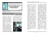 Carta Informativa 17 - Mayo 2008 - Universidad Nacional de La ...