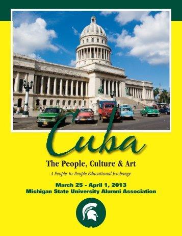 Cuba - MSU Alumni Association - Michigan State University