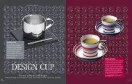 Nieuwe collectie koffiekopjes