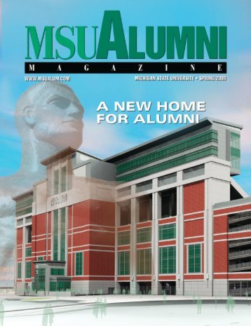 spartan - MSU Alumni Association - Michigan State University