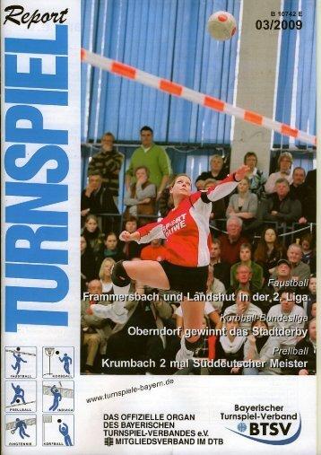 03/2009 - Bayerischer Turnspiel- Verband