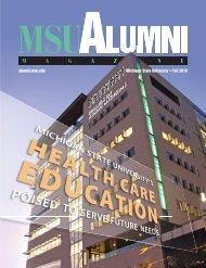 spartan nurses - MSU Alumni Association - Michigan State University