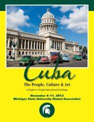 The People, Culture & Art - MSU Alumni Association - Michigan ...