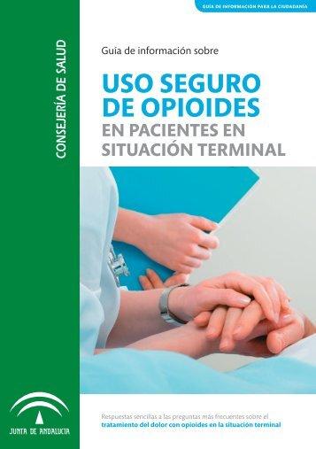 USO SEGURO DE OPIOIDES