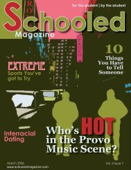 Mar. 06 Schooled - Schooled Magazine