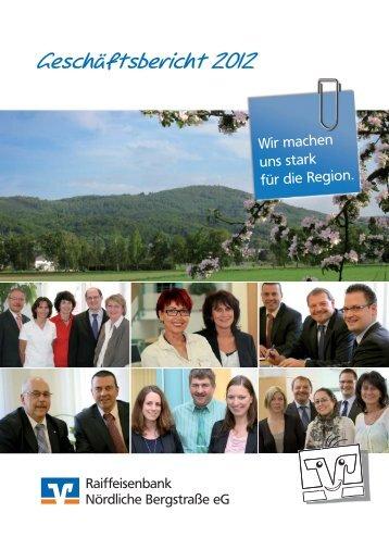 Geschäftsbericht 2012 - Fiducia IT AG
