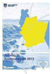 Kommuneplan 2013 - Fredensborg Kommune