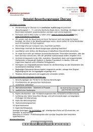Beispiel-Bewerbungsmappe Übersee - Akademisches Auslandsamt ...