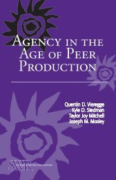 Agency in the Age of Peer Production - National Council of Teachers ...
