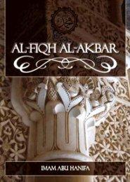 AL-FIQH AL-AKBAR - World Of Islam Portal