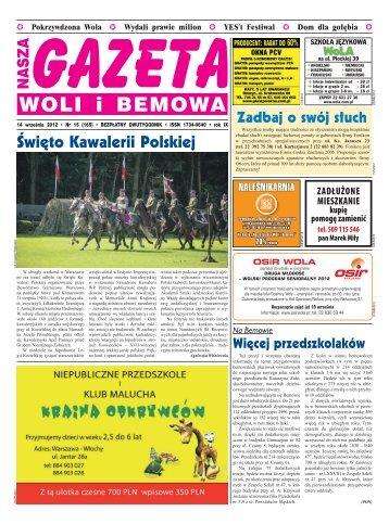 Święto Kawalerii Polskiej - awigazety.waw.pl