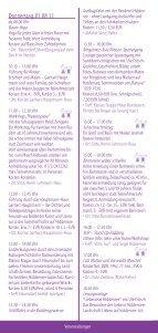 Veranstaltungsplan Hiddensee - Seite 2