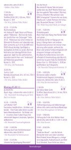Veranstaltungsplan Hiddensee - Seite 5