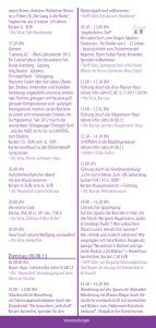 Veranstaltungsplan Hiddensee - Seite 6