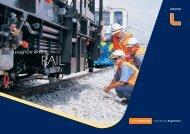Leighton Africa Rail Capability Brochure, 2012